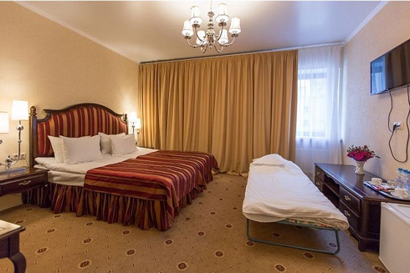 Russie - Moscou - Week-end à Moscou à l'Hôtel Pushkin 3*