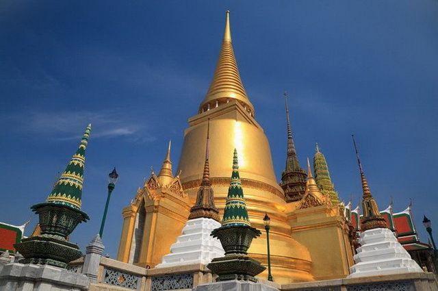 Thaïlande - Bangkok - Circuit Séduction Thaïe
