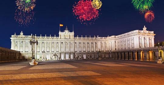 Réveillon - Ganivet - Madrid