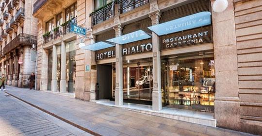 Espagne - Barcelone - Réveillon - Rialto - Barcelona