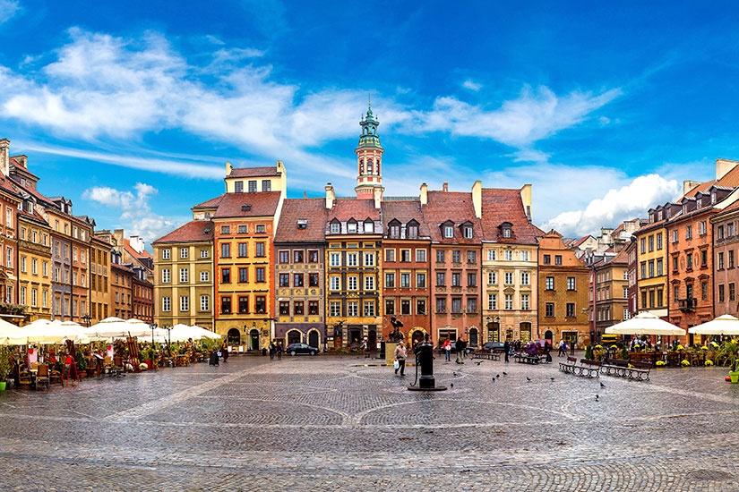 Danemark - Estonie - Finlande - Lettonie - Lituanie - Norvège - Pologne - Suède - Circuit Merveilles de la Baltique