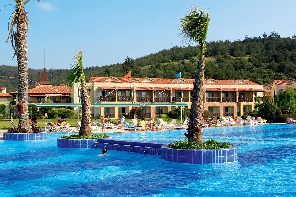 Turquie - Kusadasi - Hôtel Splashworld Aqua Fantasy 5*