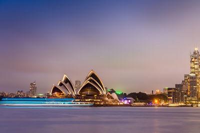 Australie - Circuit de Perth à Sydney