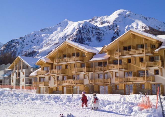 France - Alpes - Les Orres - Résidence Le Parc des Airelles