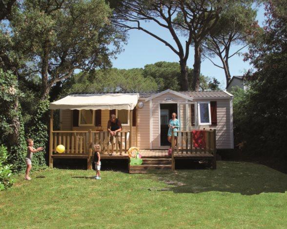 France - Côte d'Azur - Gassin - Camping Sunissim Parc Saint James Montana 4*