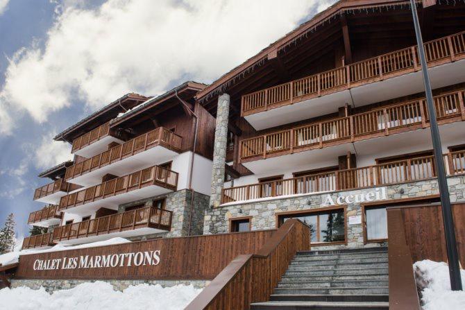 Résidence CGH & SPA Les Marmottons 4* - 1