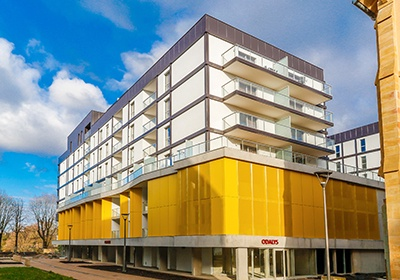 Appart 39 hotel metz manufacture metz alsace lorraine grand for Appart hotel thionville