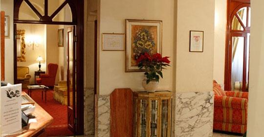 Italie - Rome - Réveillon à Rome - Hôtel Pace Helvezia - Rome