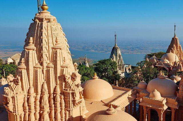 Circuit Gujarat Rhapsodie Inde Du Nord Et Rajasthan Inde