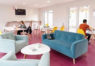 France - Alsace-Lorraine Grand Est - Metz - Appart'hôtel Metz Manufacture