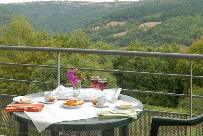 France - Sud Ouest - Trébas les Bains - Résidence La Marquise