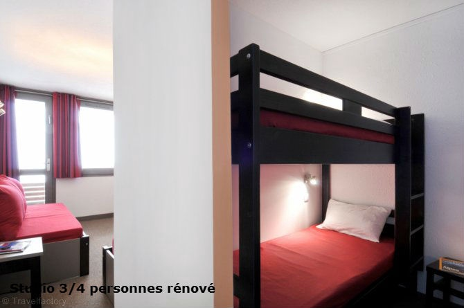 France - Alpes - La Plagne - Plagne Aime 2000 - Skissim Select - Appartement Vue Mont Blanc
