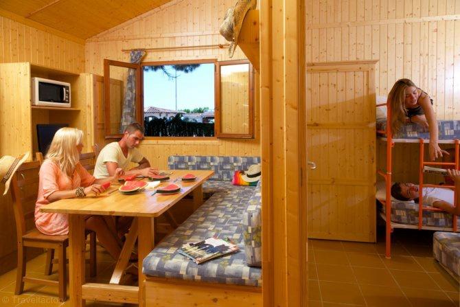 Espagne - Costa de Barcelona - Santa Susanna - Camping Bon Repos