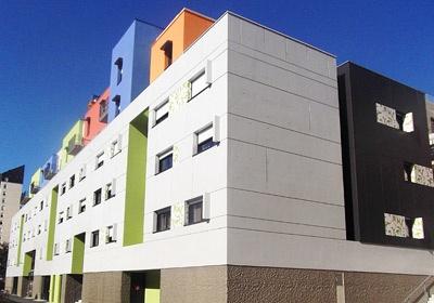 France - Poitou - Centre - Loire - Tours - Résidence Odalys Campus Tours