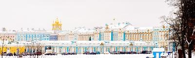 Russie - Circuit Cap sur Saint Pétersbourg en Hiver