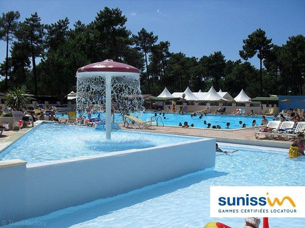 Camping Sunissim Les Sables de Cordouan 4* - 1