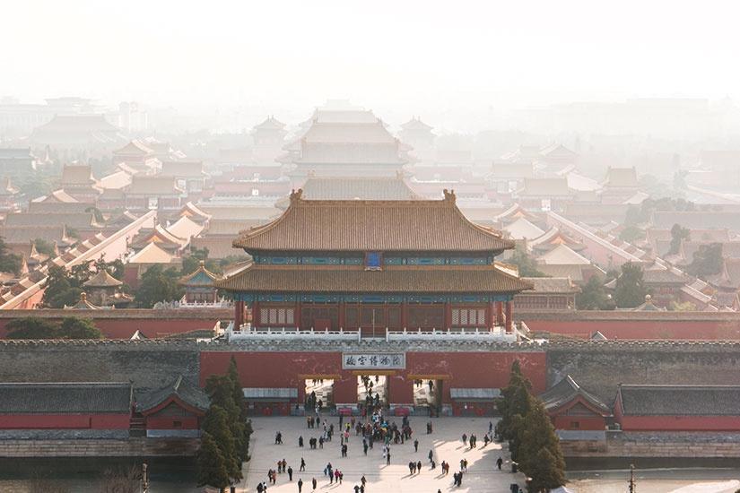 Chine - Mongolie - Russie - Circuit Irkoutsk-Pékin