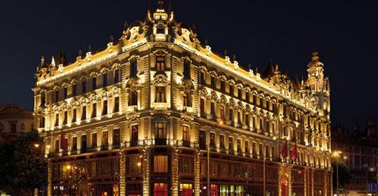 Hongrie - Budapest - Réveillon - Buddha Bar hotel Budapest Klotild Palace - Budapest