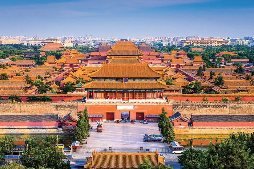 Chine - Circuit Festival du Printemps à Pékin