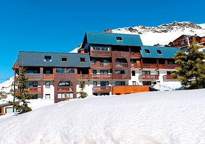 France - Alpes - Val Thorens - Résidence-Club Le Valset