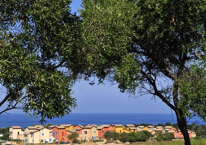 France - Corse - Belgodère - Résidence Corsica Les Terrasses de Lozari