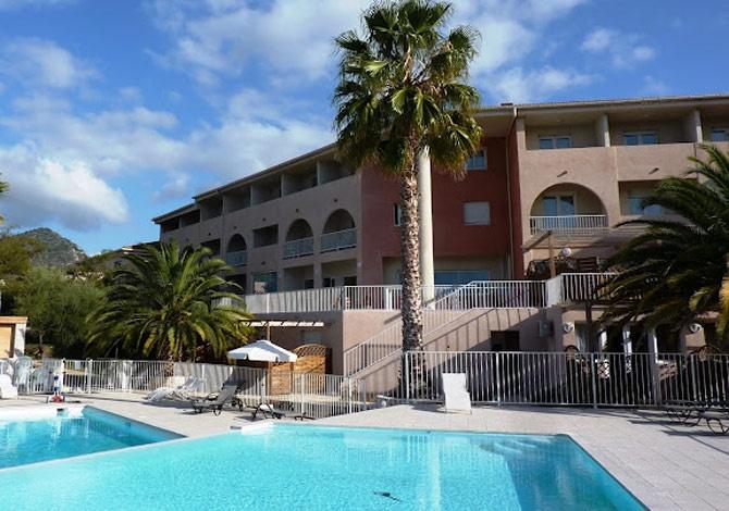 France - Corse - Saint Florent - Résidence Adonis Citadelle Resort