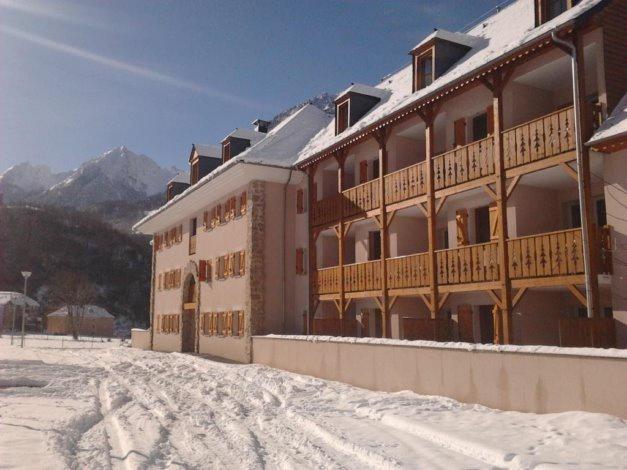 France - Pyrénées - Luz Saint Sauveur - Résidence Domaine du Val de Roland