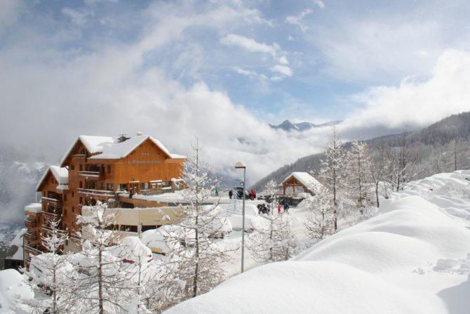 France - Alpes - Puy Saint Vincent - Résidence Le Hameau des Ecrins