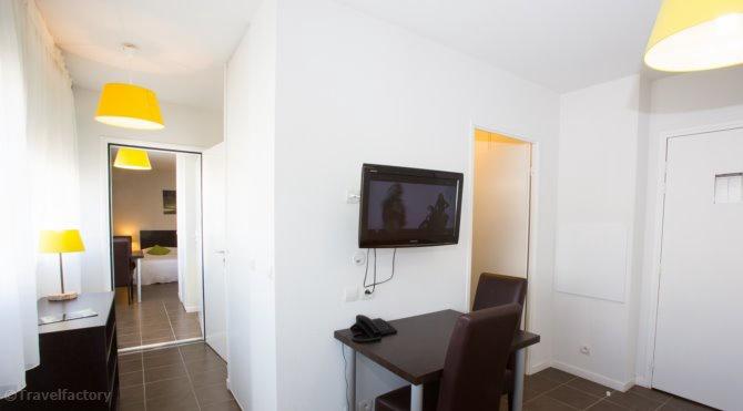 France - Pyrénées - Pau - All Suites Appart'hôtel 3*