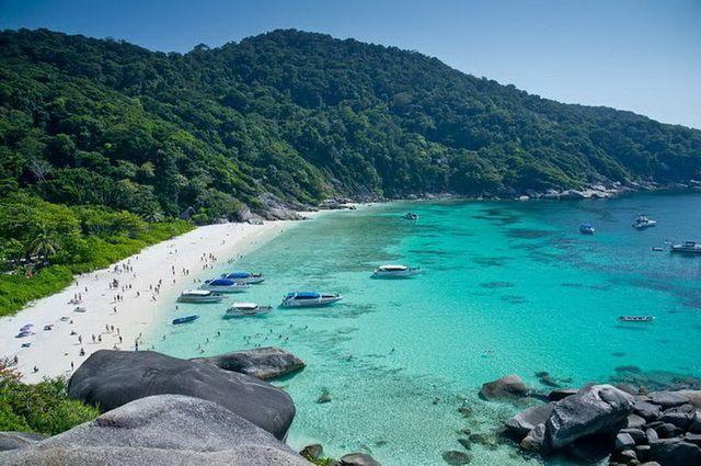 Malaisie - Thaïlande - Croisière Andaman Odyssée (pont Commodore - cat. 4)