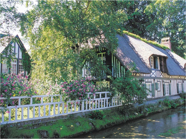 France - Normandie - Veules les Roses - VVF Villages Veules-les-Roses
