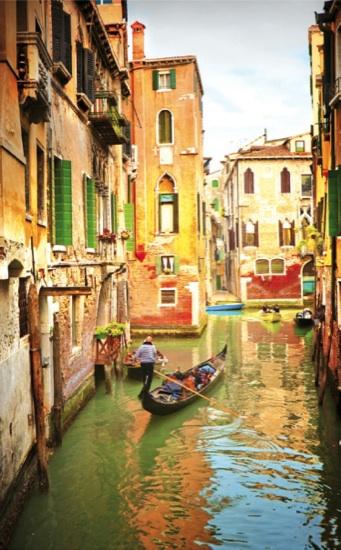 Italie - Venise - Carnaval de Venise en Hôtel 2*