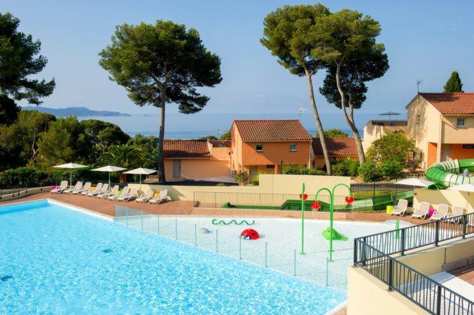 France - Côte d'Azur - Carqueiranne - Villa Vacanciel de Carqueiranne