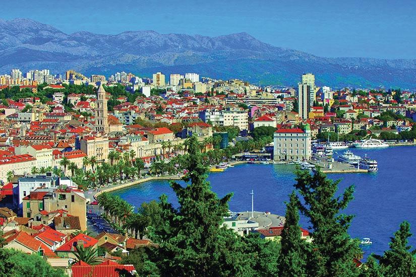 circuit le grand tour de croatie croatie avec voyages leclerc sala n holidays ref 230711. Black Bedroom Furniture Sets. Home Design Ideas