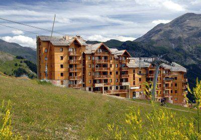 France - Alpes - Orcières - Résidence Prestige Rochebrune