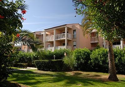 France - Côte d'Azur - Golfe Juan - Résidence Open Golfe Juan