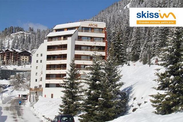 Skissim Classic - Résidence Arche - Flaine - 1