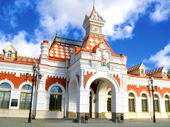 Chine - Mongolie - Russie - Circuit Voyage dans le Train de Tous les Records