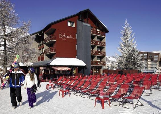Les 2 Alpes - L'Orée des Pistes  (Hoteltel en demi-pension ou Pension Complète), Mont-de-Lans