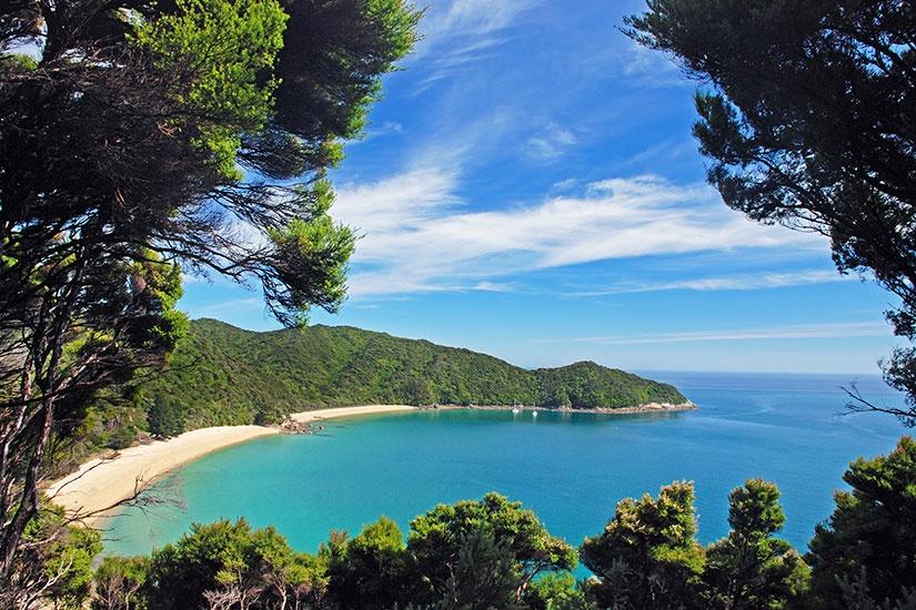 Nouvelle Zélande - Circuit Nouvelle Zélande, entre Ile Fumante et Ile de Jade