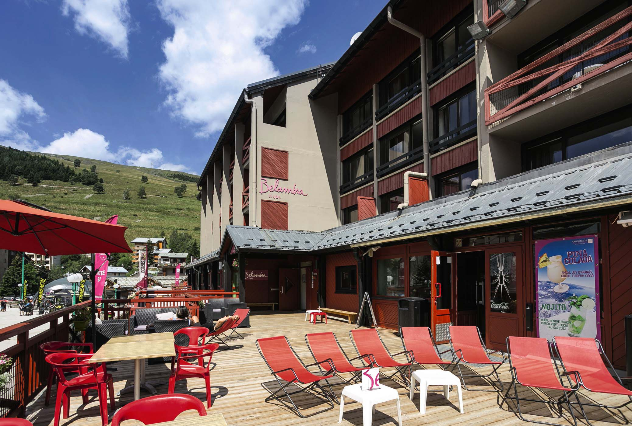 Belambra Clubs Hotel L U0026 39 Oree Des Pistes  Les Deux Alpes