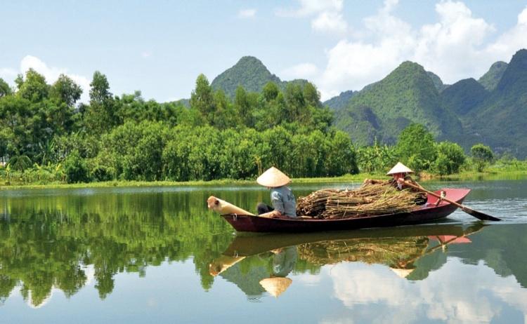 circuit merveilles du vietnam vietnam avec voyages leclerc ailleurs ref 414377 septembre. Black Bedroom Furniture Sets. Home Design Ideas