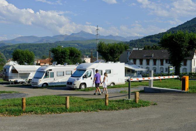 France - Pyrénées - Lourdes - Camping Le Vieux Berger 2*