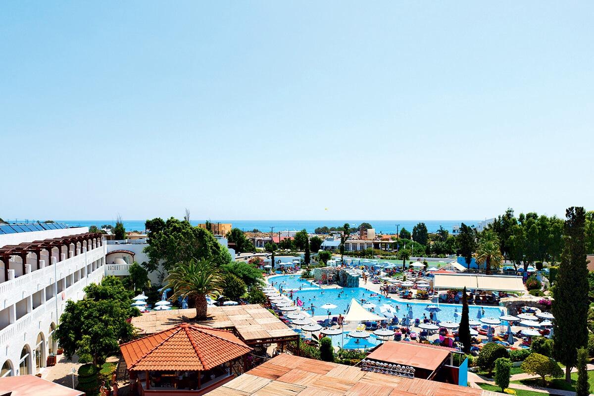 Grèce - Rhodes - Hôtel SplashWorld Sun Palace 4*