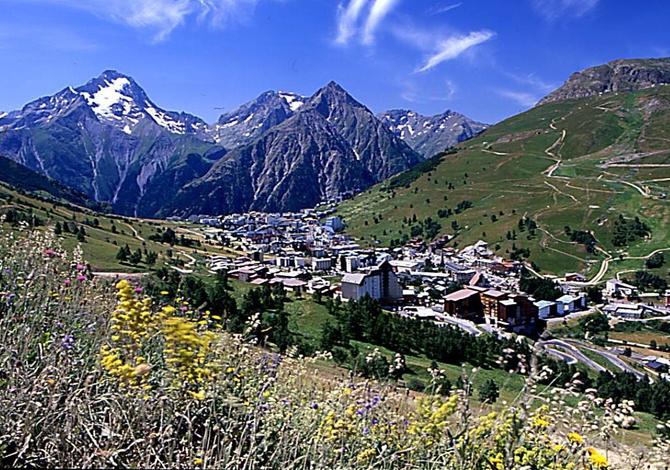 France - Alpes - Les Deux Alpes - Résidences Les 2 Alpes 1800