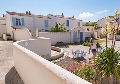France - Atlantique Nord - Ile de Ré - Hôtel Les Hauts de Cocraud