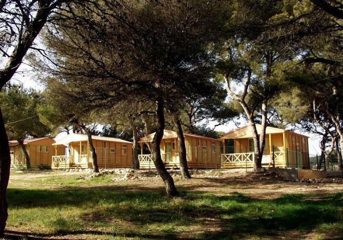 France - Côte d'Azur - La Couronne - Camping Pascalounet 2*
