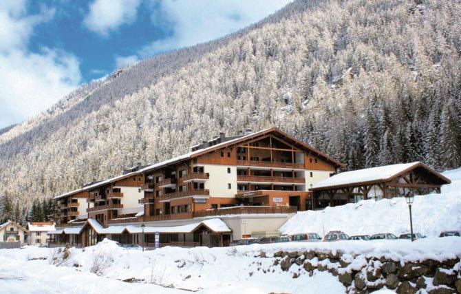 Dormio Resort Les Portes du Mont Blanc - Chamonix - Vallorcine - 1