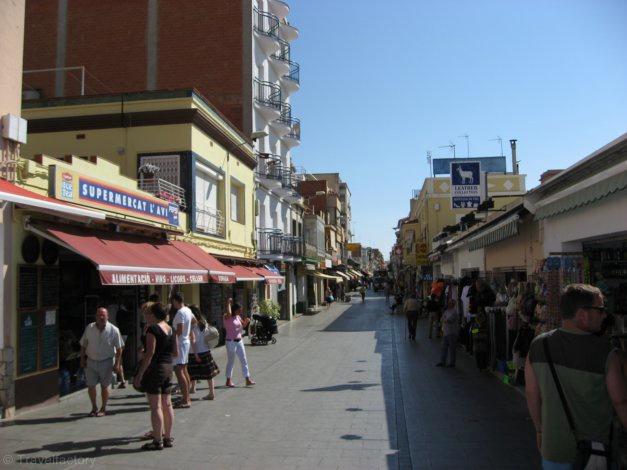 Espagne - Costa de Barcelona - Malgrat de Mar - Résidence Iris