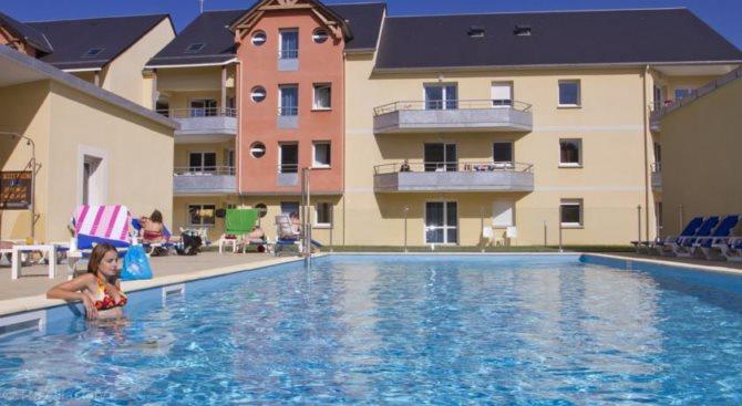 France - Normandie - Grandcamp-Maisy - Résidence des Isles de Sola 3*